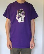 Huminoita - T-Shirt (Purple)