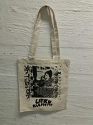 Litku Klemetti-tote bag (black)