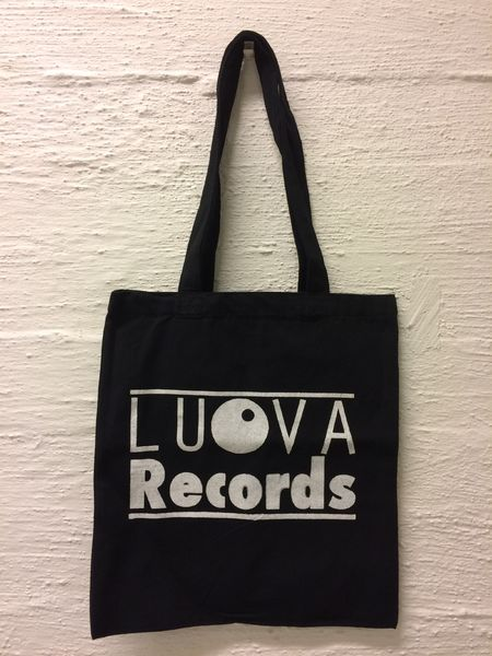 Luova Records-tote bag