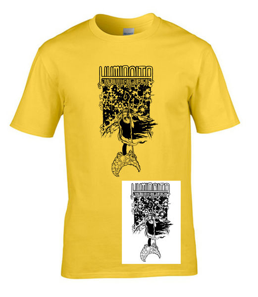 Huminoita T-Shirt + postcard + Mp3 albums